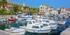 Dovolenka pri Splite: hotel s polpenziou a výhľadom na more