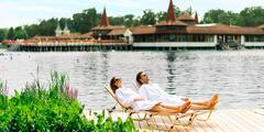 Adults only hotel v Maďarsku: polpenzia a neobmedzený wellness