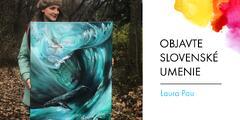 Printové obrazy od slovenskej maliarky Laury Pau