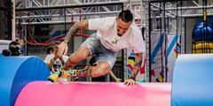 Nespútaná zábava v najväčšom športovo-zábavnom centre na Slovensku