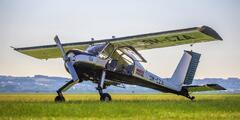 Zážitkový let až pre 3 osoby s možnosťou pilotovania