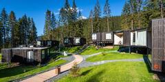 Luxusná dovolenka v unikátnych Tree Houses*** s neobmedzeným wellness
