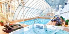 Nezabudnuteľný pobyt v Piešťanoch s výhľadom a neobmedzeným bazénom