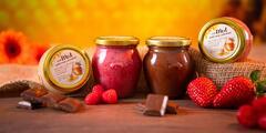 Ochutené pastované medy: ovocné i korenisté druhy