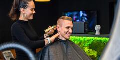 Barber balíčky pre pánov: Strih, úprava brady aj styling