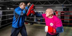 Tréning boxu s profi trénerom pre skupiny i jednotlivcov