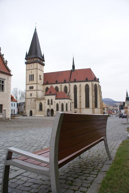 Bardejov, Radničné námestie