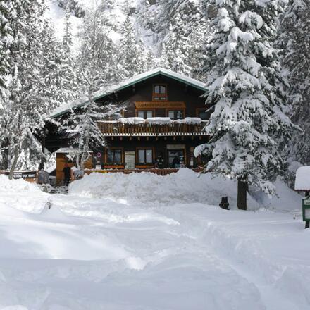 Zamkovského chata.