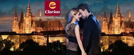 Luxusný Clarion Congress Hotel Prague