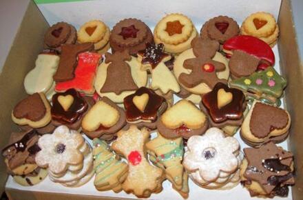 Vianočné domáce pečivo a zákusky doprajte si vynikajúce