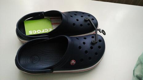 2429fdd4c ceny exisportu by mohli byť nižšie :P. Hodnotená ponuka: 50 % zľava na obuv  značka Crocs. 25.