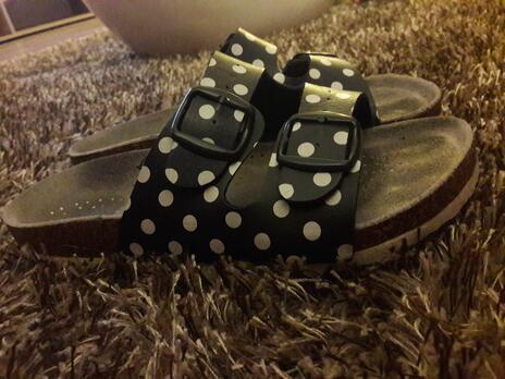 3249ab127af9 Hodnotená ponuka  Dámske korkové papuče Samlux s koženou stielkou