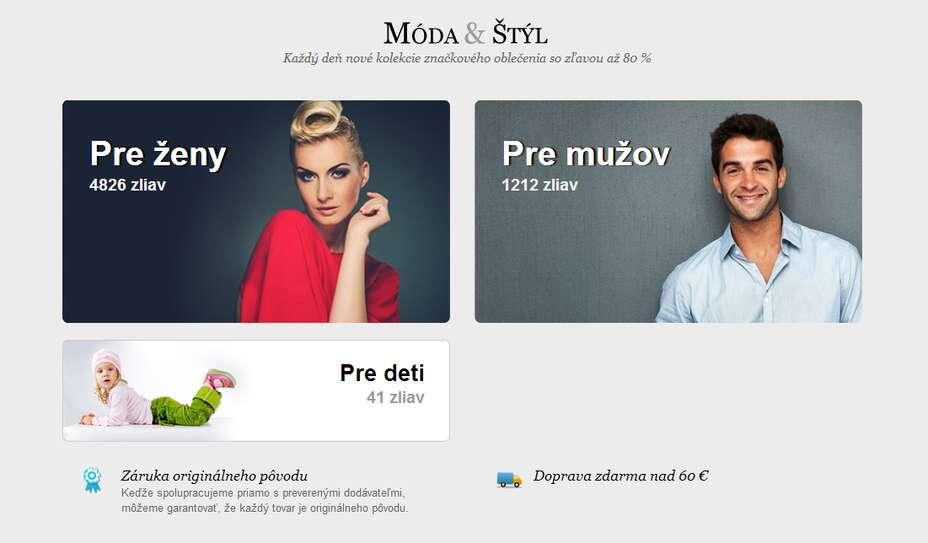 b9d585e77852 Ďalším dôvodom rastu predaja módy cez internet sú podľa neho aj možnosti  porovnať cenu cez internetové porovnávače