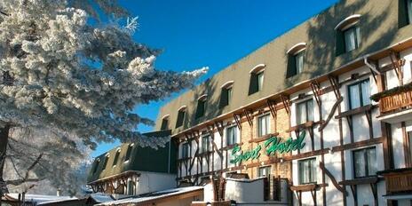 Najobľúbenejší Wellness Hotel Šport na Donovaloch  0bdc4b0b9b8