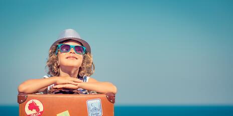 Dovolenka pri mori s deťmi – veci, na ktoré nesmiete zabudnúť