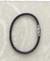 Aurora 75086 - strieborný náramok 19cm | Fialová
