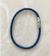 Aurora 75086 - strieborný náramok 18cm | Modrá