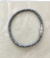 Aurora 75086 - strieborný náramok 19cm | Sivá