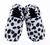 Nahrievacie papuče Warm Hug Feet (dalmatínový vzor)