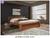 Drevená posteľ Zuzana/čerešňa tehlová 160 x 200 cm