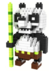 LOZ Logická skladačka Kung Fu Panda