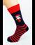 Crazy Socks bláznivé ponožky | 40 – 43 | Crazy Santa