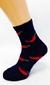 Dámske Crazy Socks bláznivé ponožky | 36-39 | Chilli