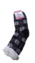 Jemné ovčie ponožky s hebkou podšívkou | Veľkosť: 35 - 38 | Čierna