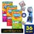 36 ks Balíček kondómov Durex Emoji + DARČEK slnečné okuliare
