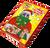 """Adventný kalendár s ovocnými tyčinkami """"WOW"""""""