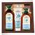 Darčeková kazeta 4 ks - Farbené vlasy ( šampón+ kondicionér+krém na ruky + balzam pery )