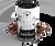 3 x 120 g Tubus s 3 druhmi káv (360 g)