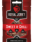 9 x 22 g Balíček prémiového mäsa Royal Jerky (príchuť: Sweet & Chilli)