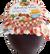 500 g Lekvár s medom (jahodový)
