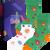 3 ks Darčekový set klasických a nízkych ponožiek (baktérie)   Veľkosť: 35-38
