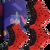 3 ks Darčekový set klasických ponožiek (srdce)   Veľkosť: 35-38