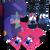 3 ks Darčekový set klasických ponožiek (sovy)   Veľkosť: 39-42