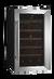 Termoelektrická voľne stojaca vinotéka Concept VTE6018 (pre 18 fliaš)