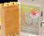 """85 g Prírodné antibakteriálne mydlo s koloidným striebrom, kozím mliekom a včelím medom ,,Mliečna cesta"""""""