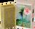 """85 g Prírodné antibakteriálne bylinkové mydlo s koloidným striebrom, otrubami a zelenou riasou ,,Večná mladosť"""""""