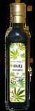 500 ml Konopný olej