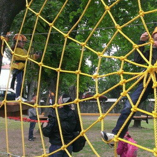 Spider park Tatranská Kotlina