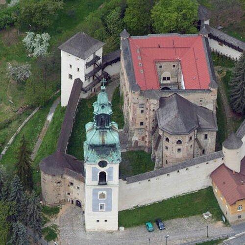 Mestský hrad v Banskej Štiavnici