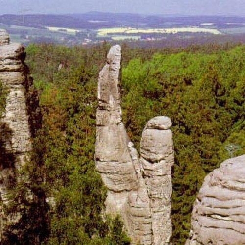 Prachovské skaly