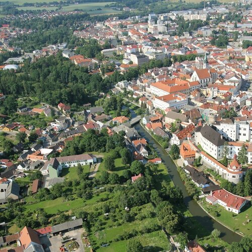 Zámok Jindrichov Hradec