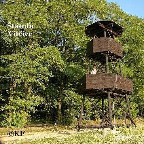 Rozhľad Štátula - Vítčice
