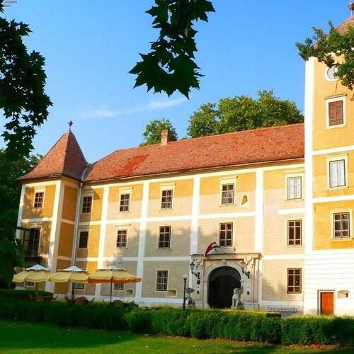 Kaštieľ Hédervár