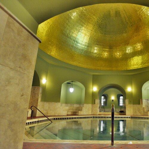 Turecké kúpele Eger