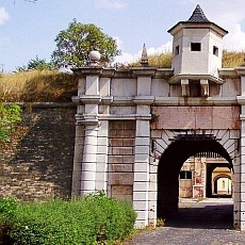 Komárňanská pevnosť