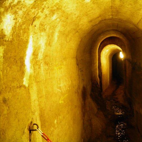 Katakomby v Jihlavě